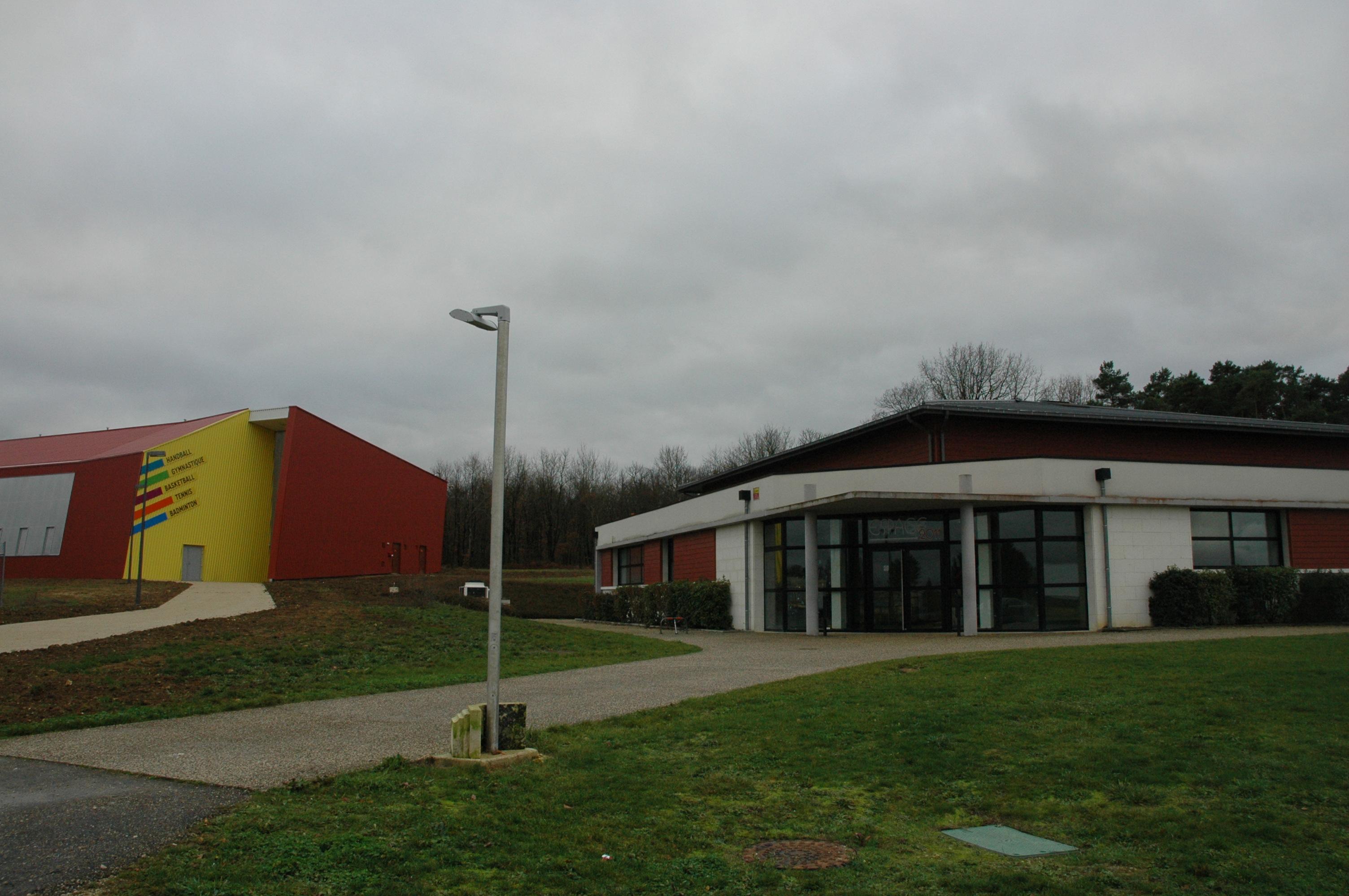 Salle de sport et Salle socioculturelle